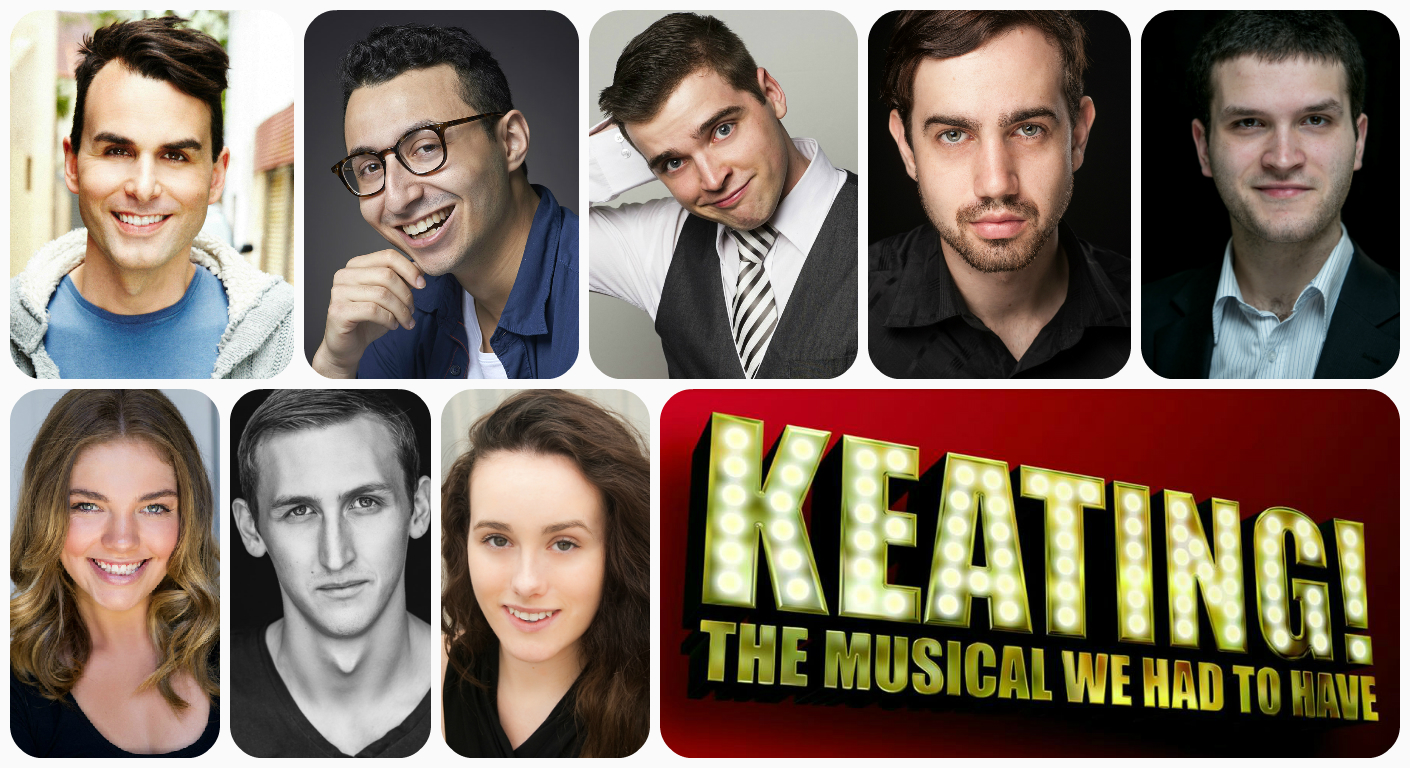 Keating Cast
